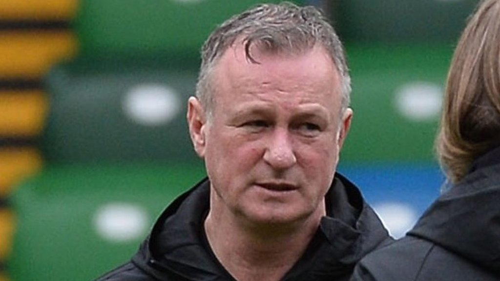 Belarus will be a bigger threat than Estonia - Michael O'Neill