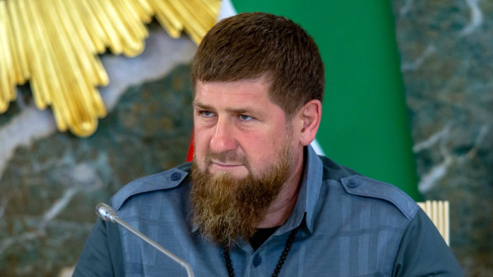 Authoritarian Chechen leader Ramzan Kadyrov is accused by human rights groups of torturing critics