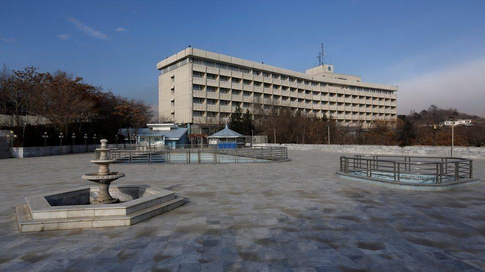کابل: انٹرکانٹینینٹل ہوٹل پر حملہ، 14 شہری ہلاک