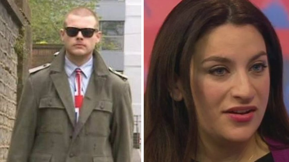 <![CDATA[Man jailed for harassing Labour MP Luciana Berger]]>