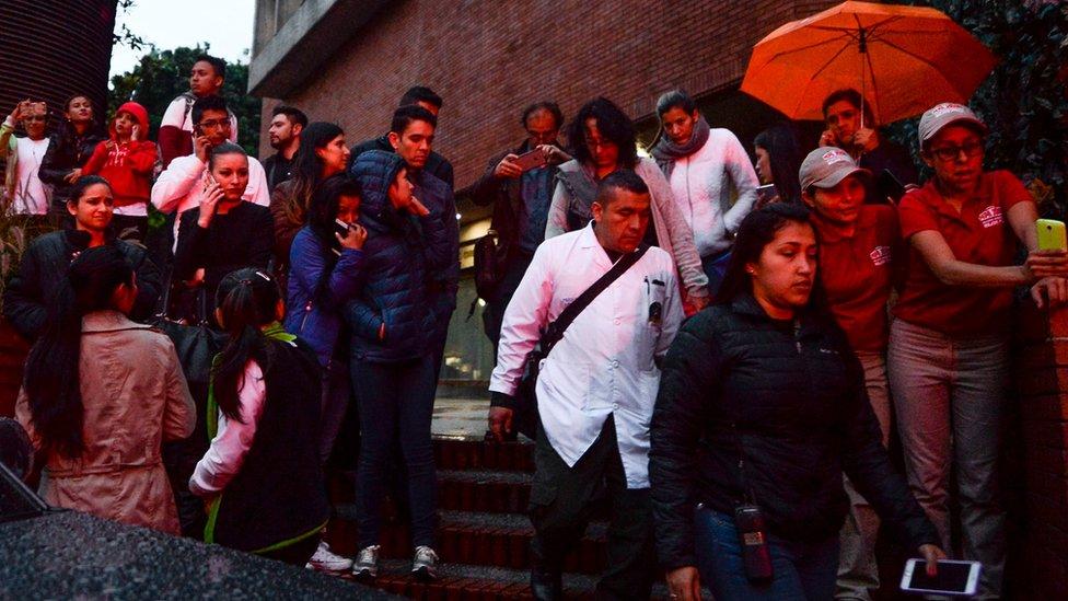Condena Ecuador atentado ocurrido en la capital colombiana