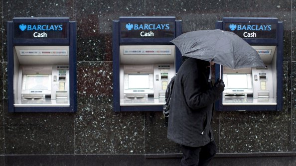 Barclays full-year profits almost treble to £3.2bn
