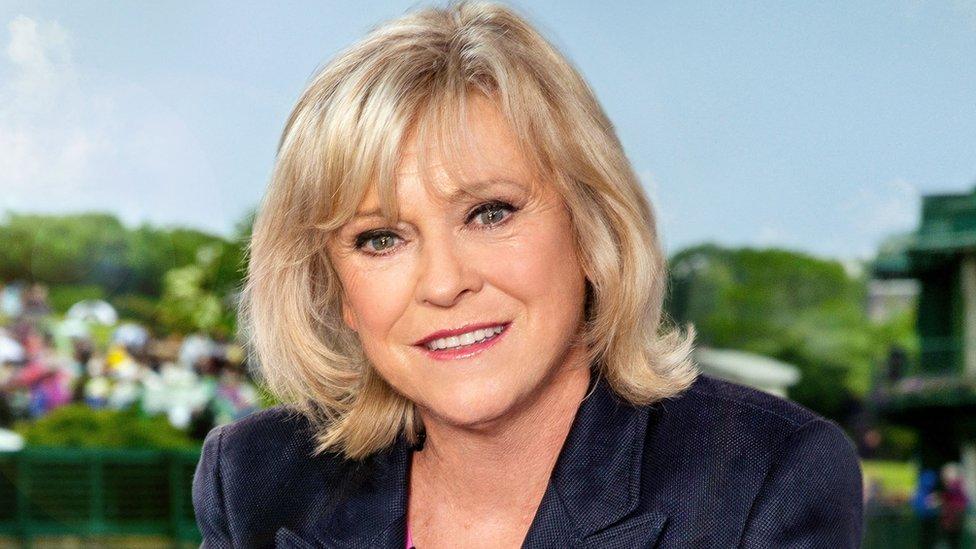 Sue Barker Sue Barker