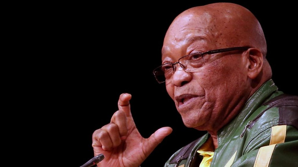 South Africa's Jacob Zuma: Scandals and successes