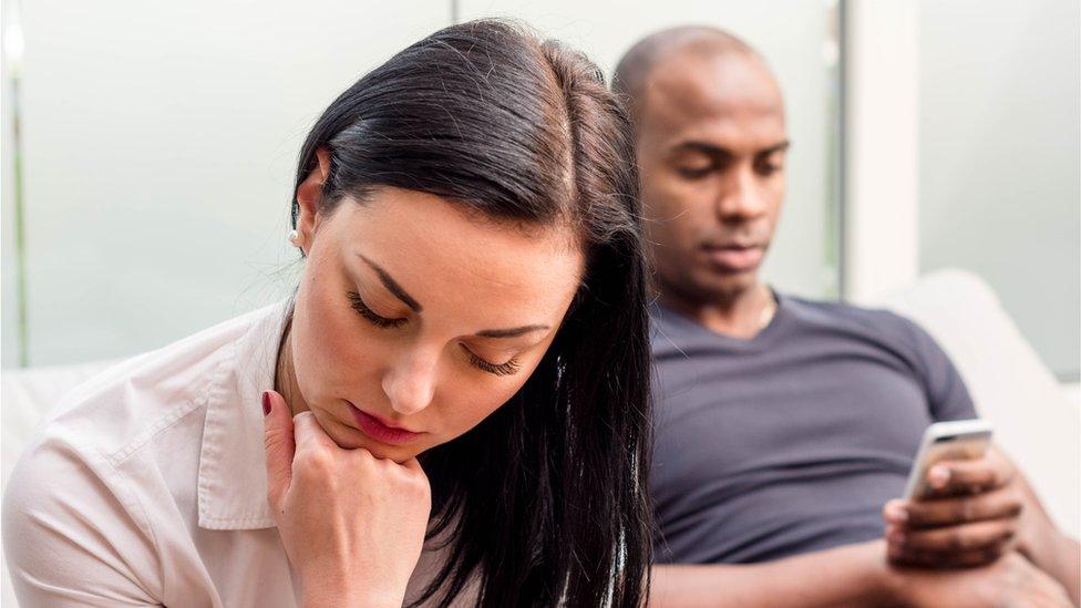 Mens lack of interest in sex