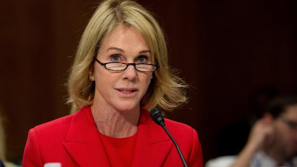 Trump announces Kelly Knight Craft as UN ambassador pick