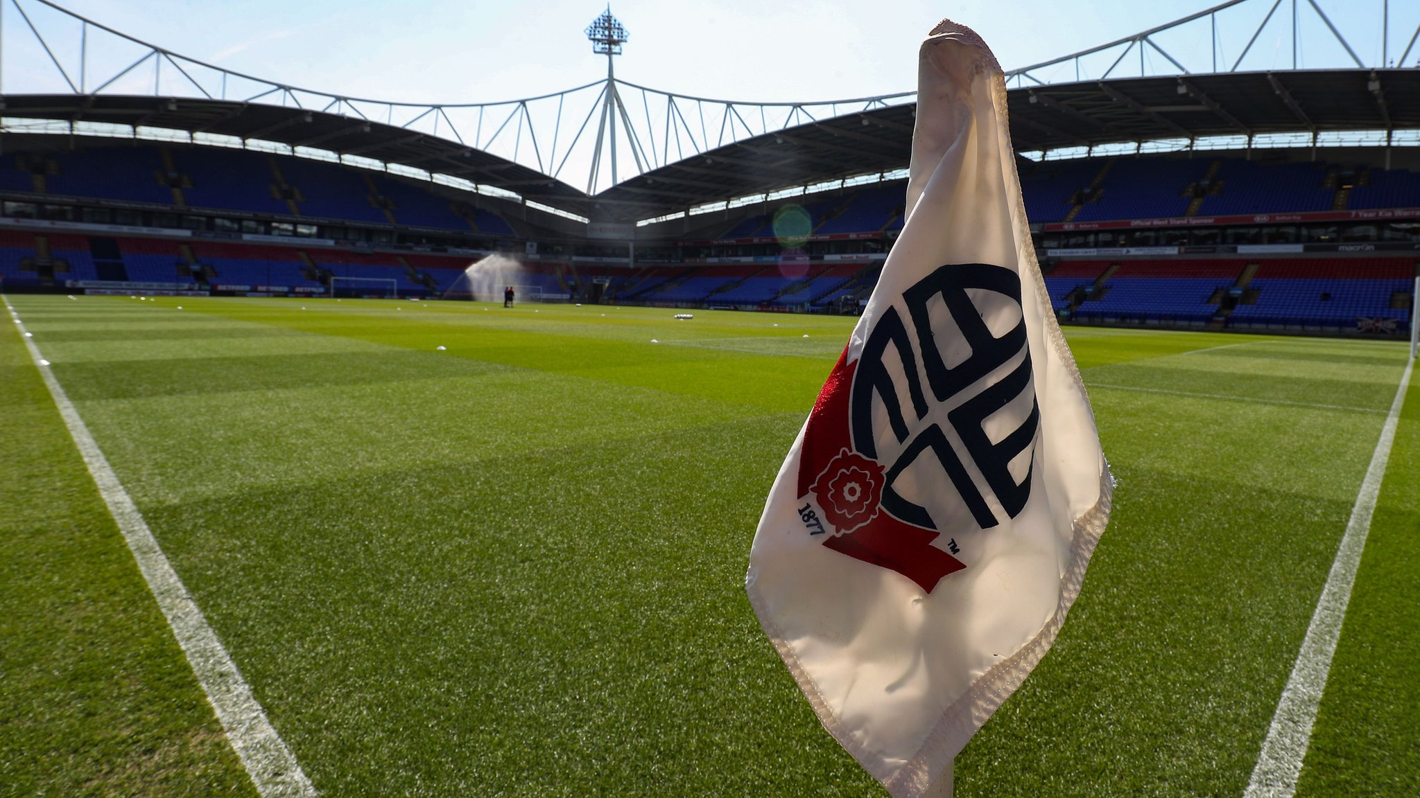 2fc676705 Bolton Wanderers' administrators identify preferred new owner - Bolton  Wanderers' administrators identify a preferred new owner to take over the  League One ...