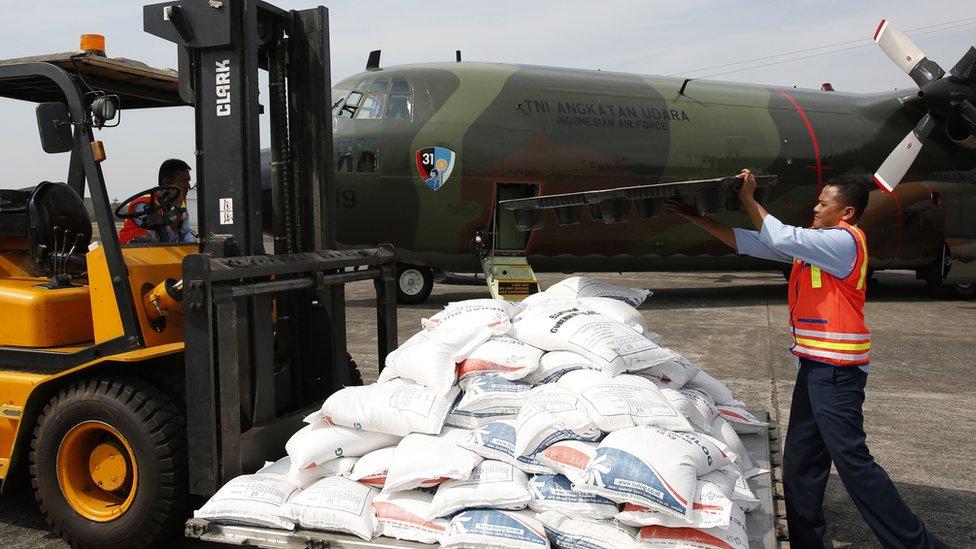 Bantuan Indonesia