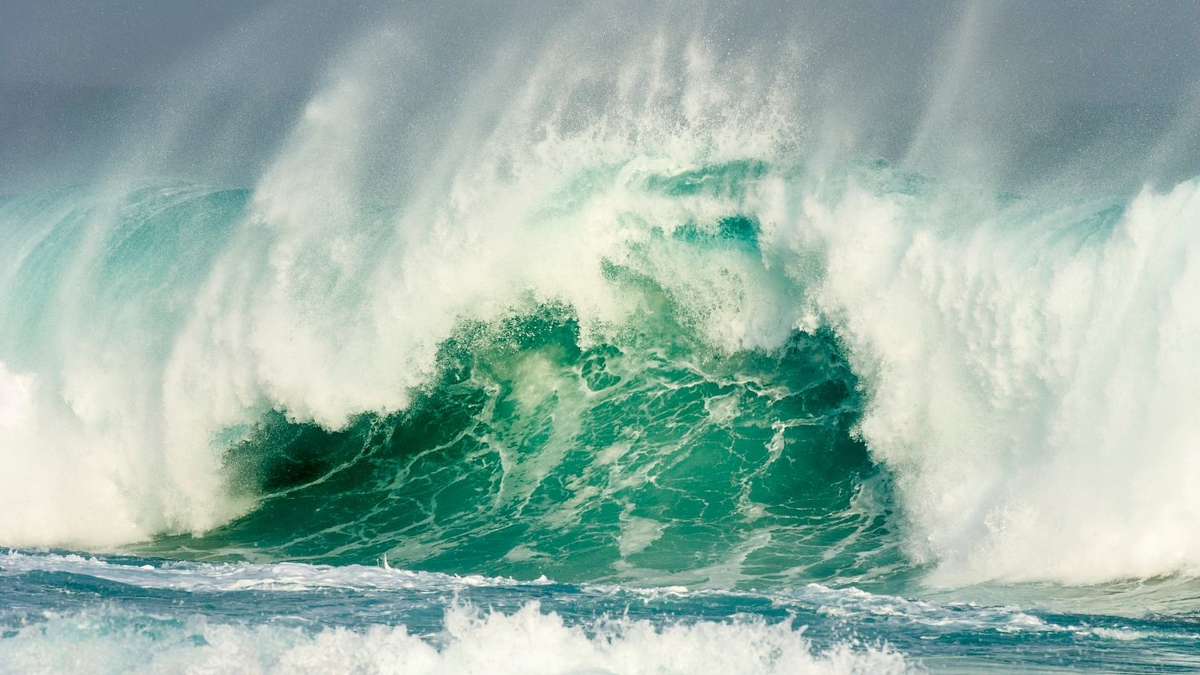 Rogue waves occurring less but 'becoming more extreme'