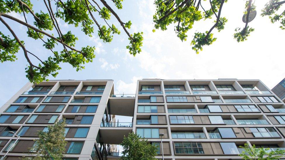 Los apartamentos de lujo que las autoridades de londres - Apartamentos lujo londres ...