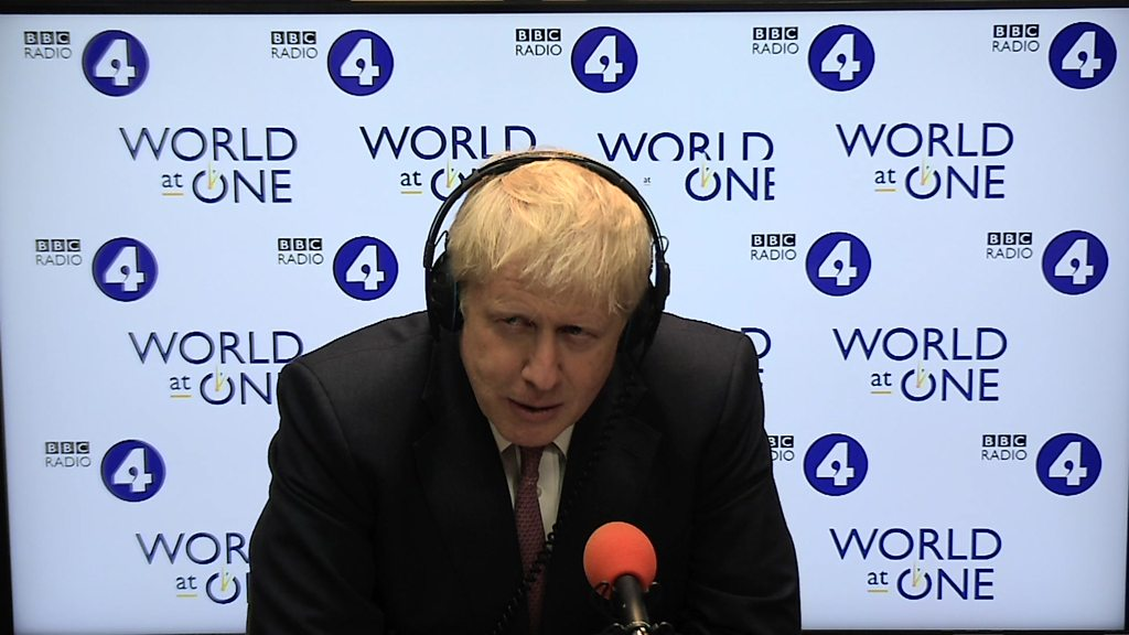 Boris Johnson will take part in BBC TV debate