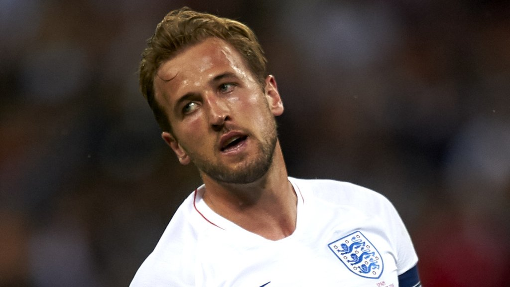 England v Switzerland: Harry Kane to be rested for friendly