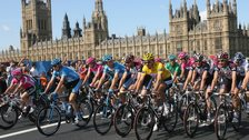 Tour de France in London in 2007