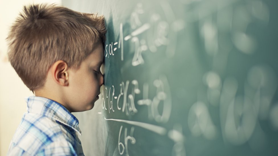 What's the right age to quit maths?