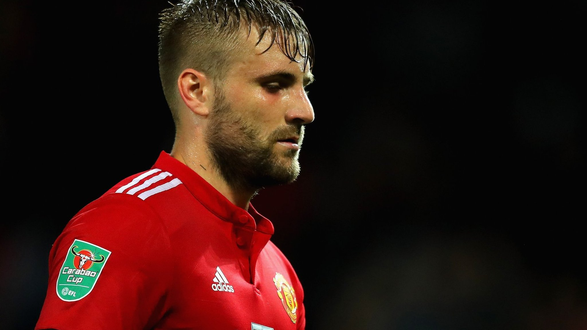 Shaw can be one of the best in the world - Man Utd team-mate Young