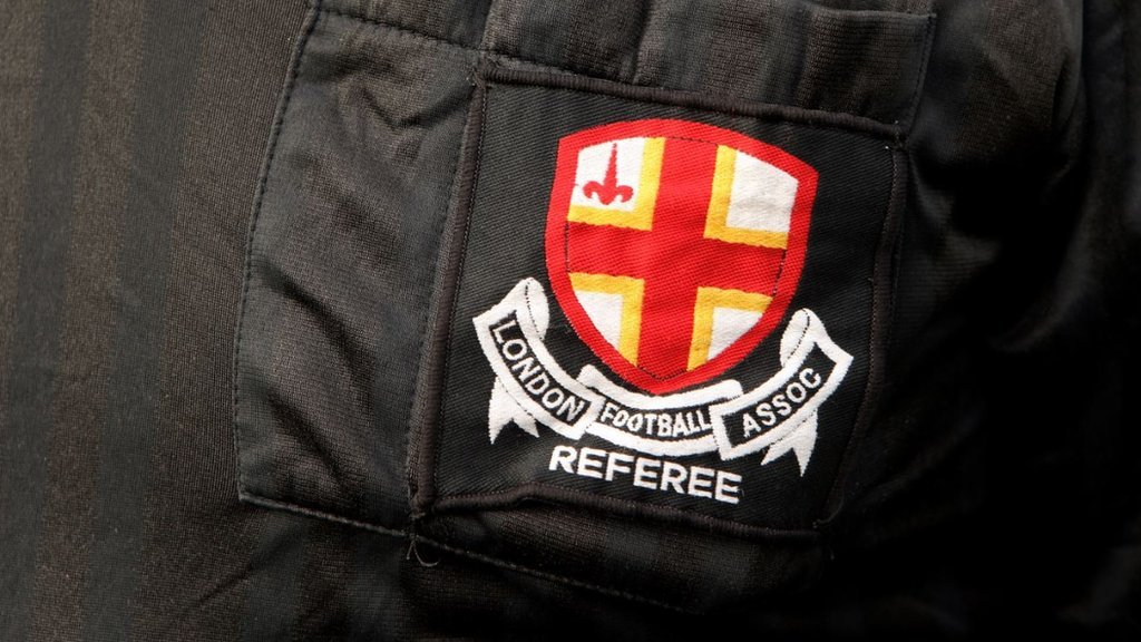 Being an amateur referee: your stories of threats and attacks, but a love of the game