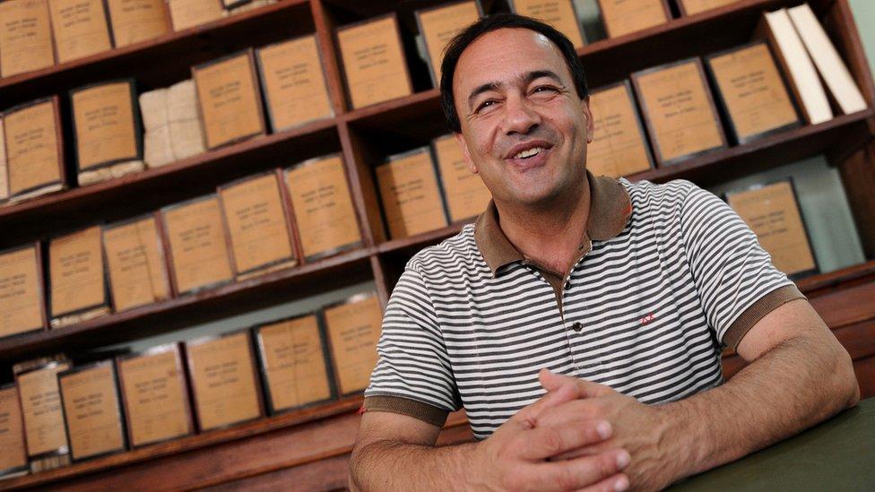 Domenico Lucano: Italy's migrant-friendly mayor banned from Riace