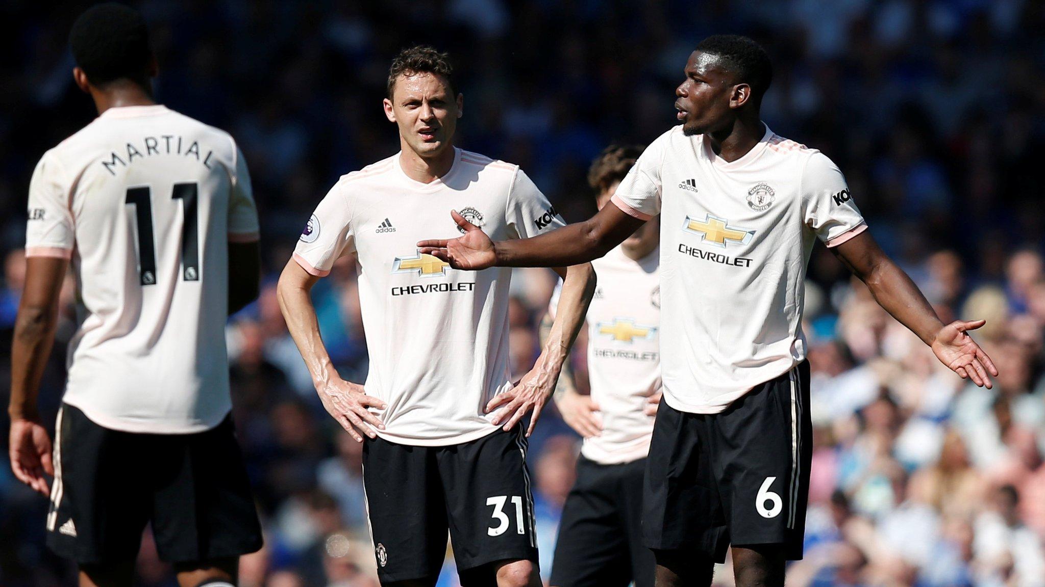 'Man Utd sucked into vacuum of negativity' - Jenas analysis
