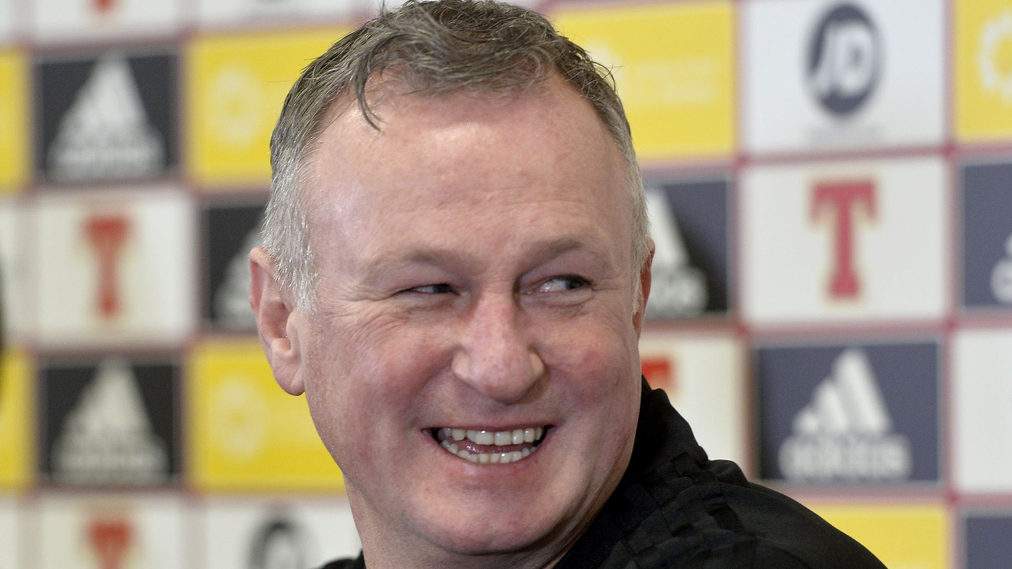 Michael O'Neill: NI boss committed to current job despite club management speculation
