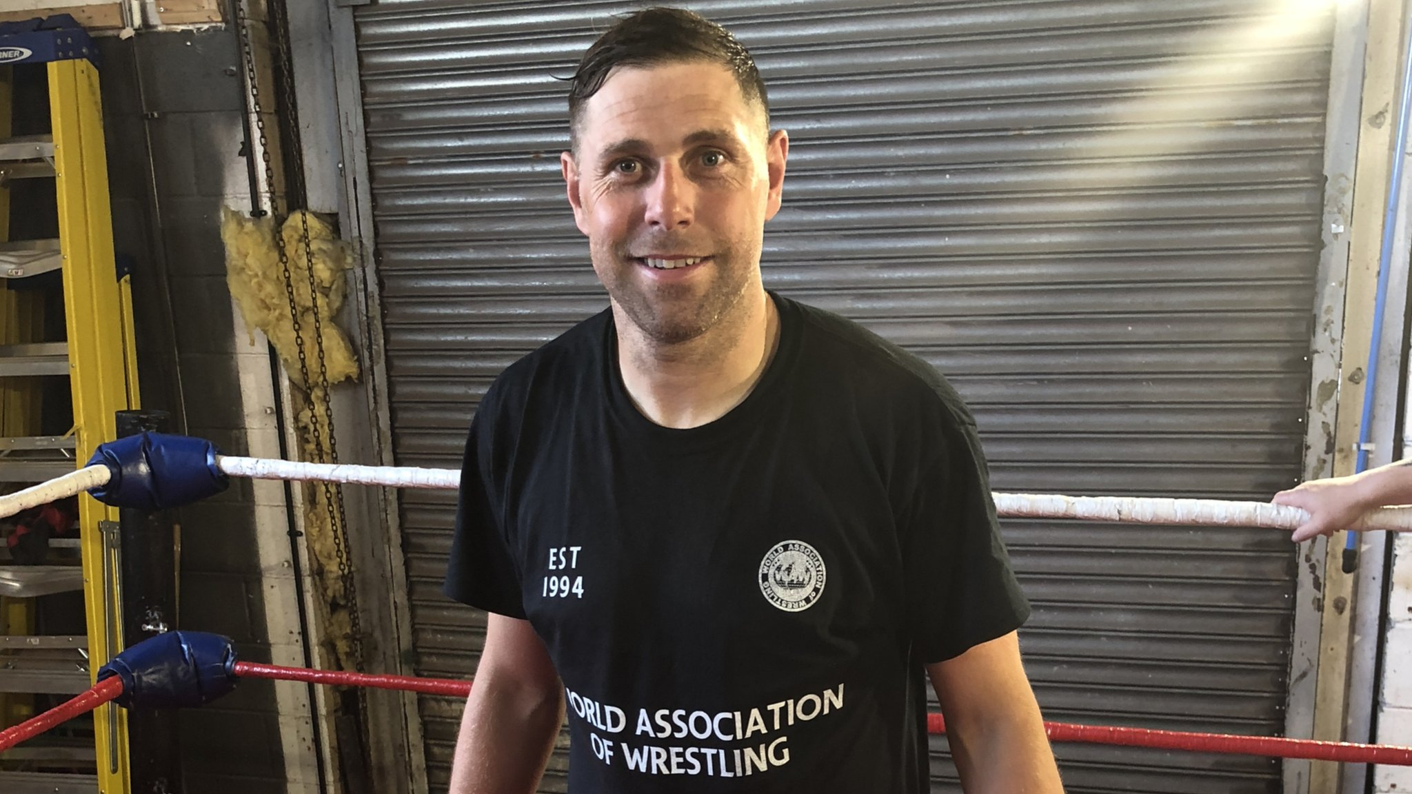Grant Holt: Former Norwich striker intends to keep playing despite wrestling 'challenge'