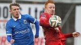 Linfield against Portadown