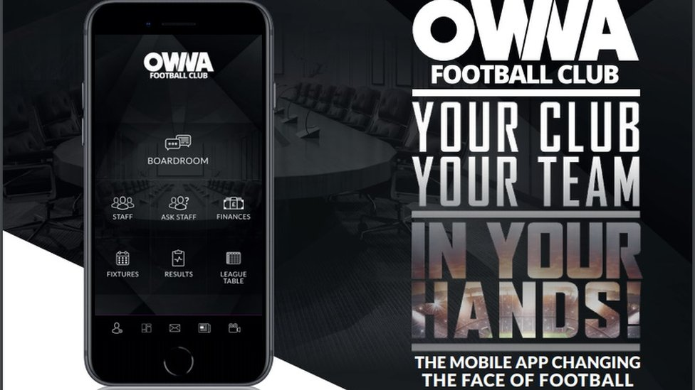 9f666d74d7e965 OWNAFC: Football fans call for refunds over club app - Fans say they feel  misled by OWNAFC amid claims they could