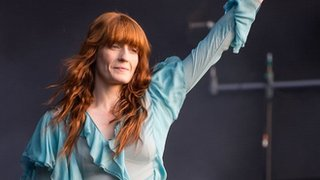 BBC - Newsbeat - Florence and The Machine end 18-month tour at Hyde Park