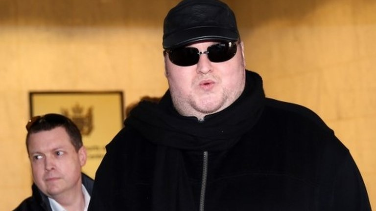 Kim Dotcom wins right to livestream extradition appeal