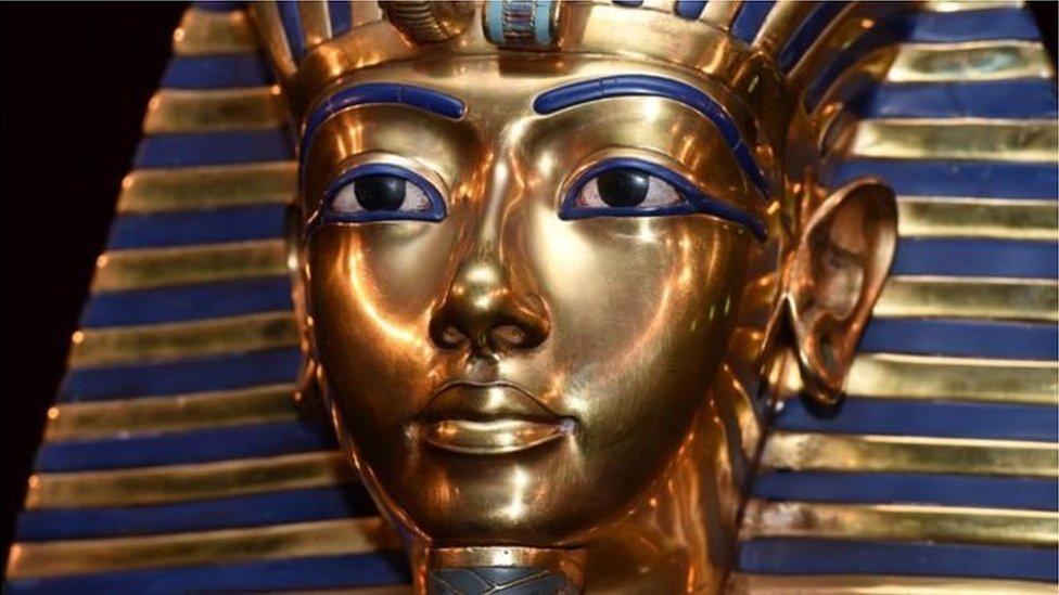 Золота маска і прокляття Тутанхамона: міфи і реальність