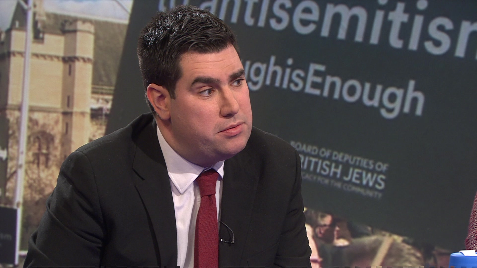 Burgon's 'regret' at Zionism comments