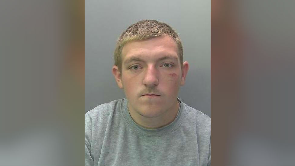 Robber who hit 'frail' woman with brick jailed