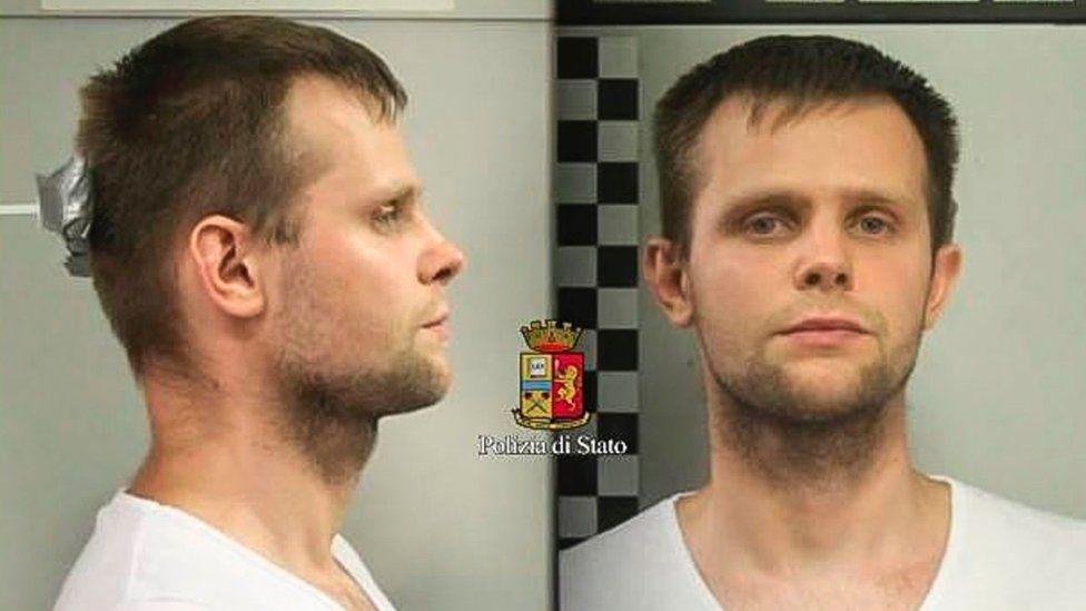 الشرطة الإيطالية نشرت صورة للمتهم ووكاش هيربا