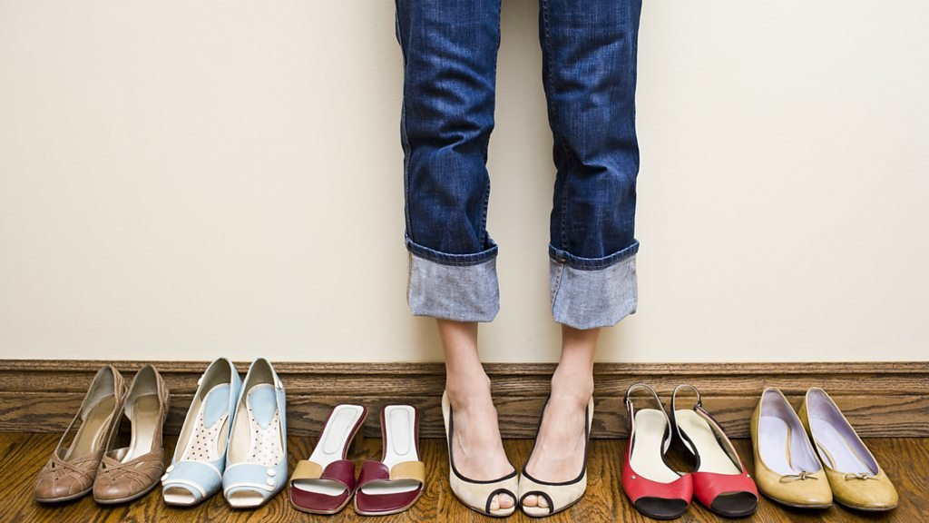 Why is it so difficult for disabled people to buy and wear shoes?