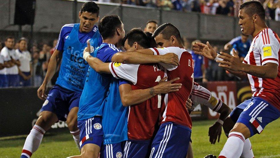 Paraguay también podría ser invitado al torneo. (Foto: Norberto Duarte)