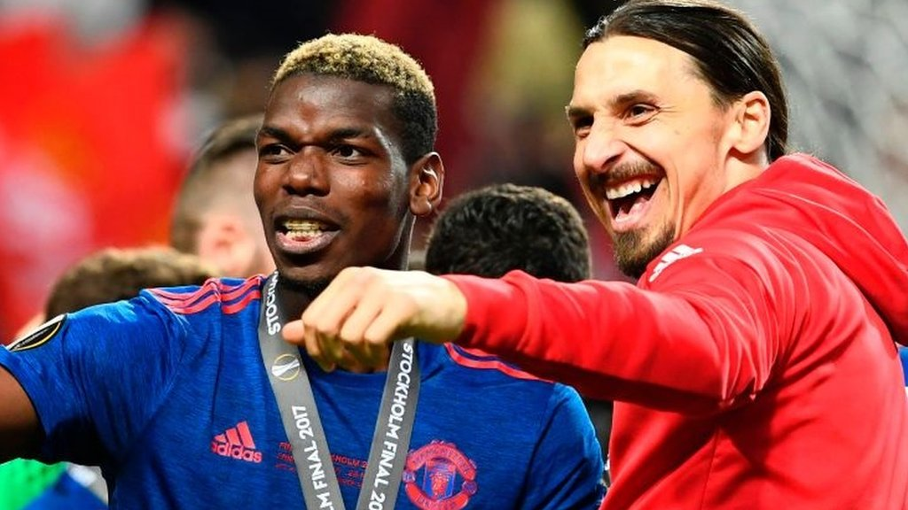 Ibrahimovic & Pogba return to Man Utd squad