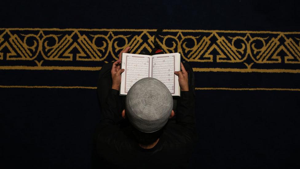 Fasting, fabrics and ferocity