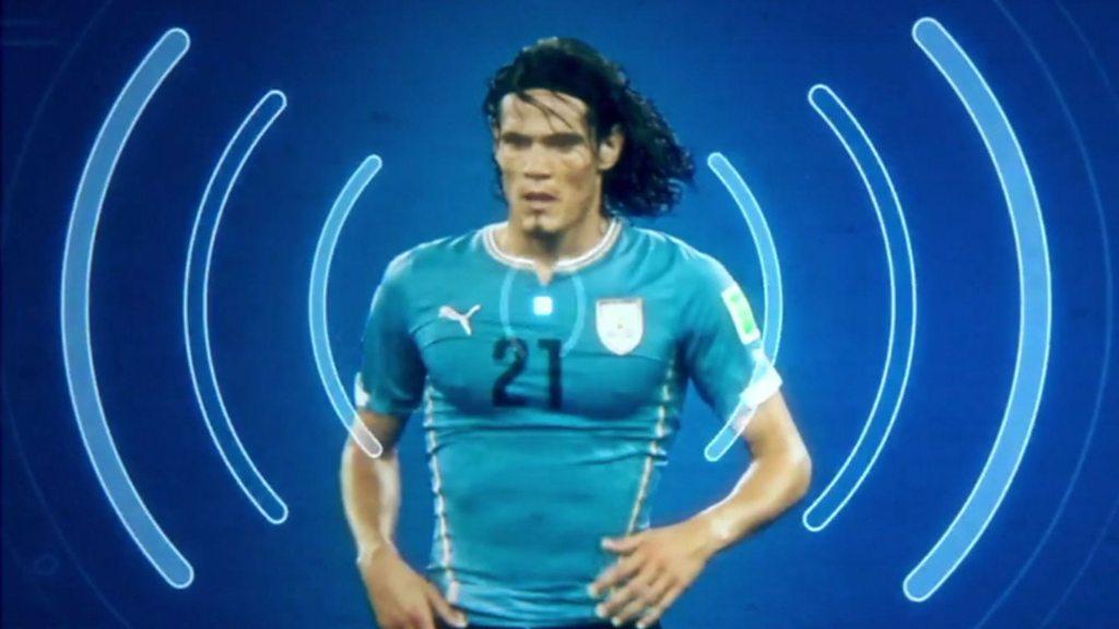 Fifa's hi-tech World Cup 'performance tracker'