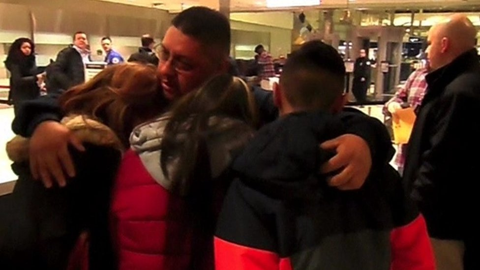 Father-of-two deported after 30 years in US