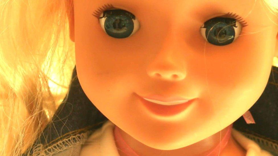 Muñeca Cayla