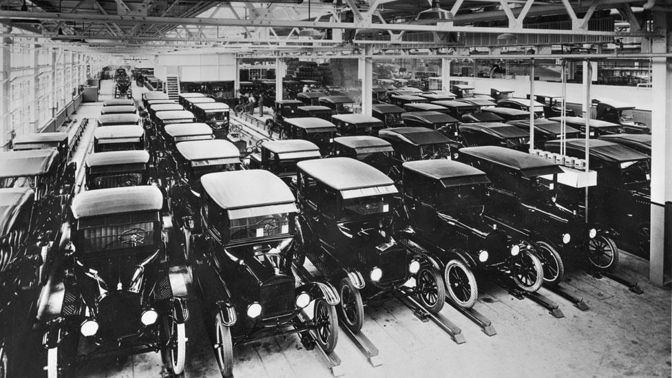 A Parlin se le encomendó la tarea de tomarle el pulso al mercado de los automóviles en EE.UU.
