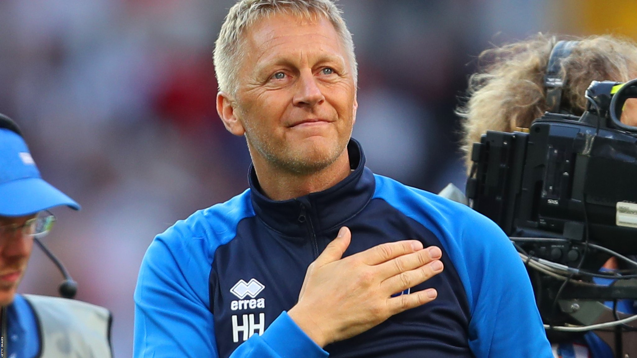 Iceland coach Heimir Hallgrimsson quits after country's first World Cup