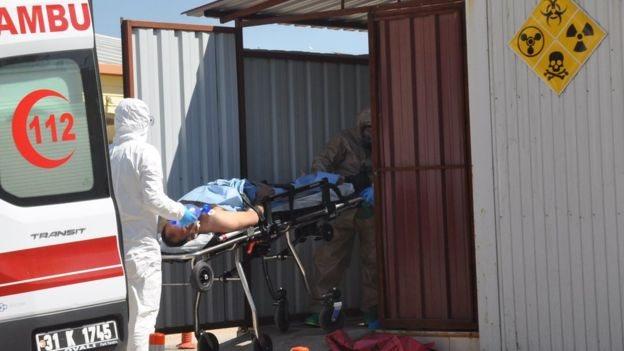 La OPAQ confirmó que es incuestionable que usó gas sarín en Khan Sheikhoun.