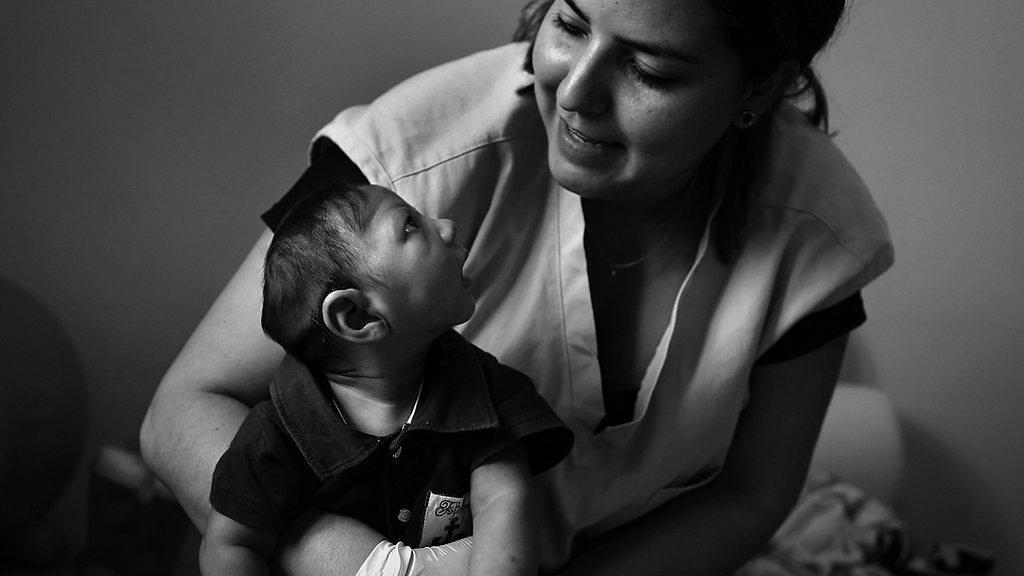 Motherhood in the time of Zika