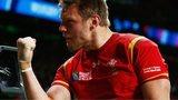 Wales fly-half Dan Biggar