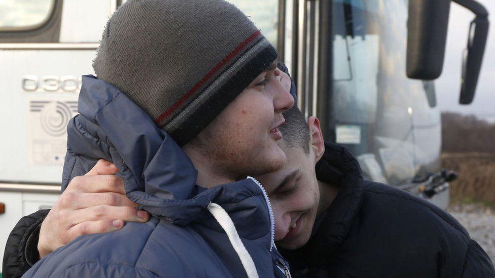 Артем Ахмеров та Владислав Овчаренко не сподіваються, що їх обміняють за кілька місяців після вироку