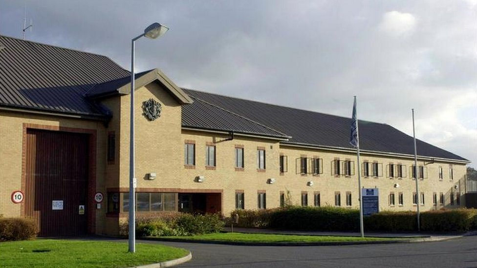 HMP Littlehey prisoner charged with false imprisonment