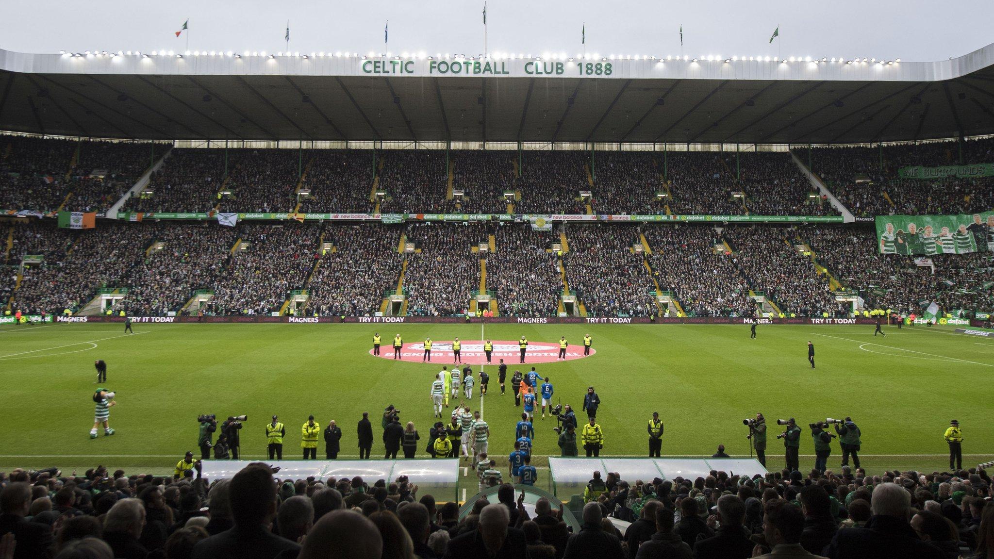 Hampden: Rangers and Celtic make bid for Scotland games and cup finals