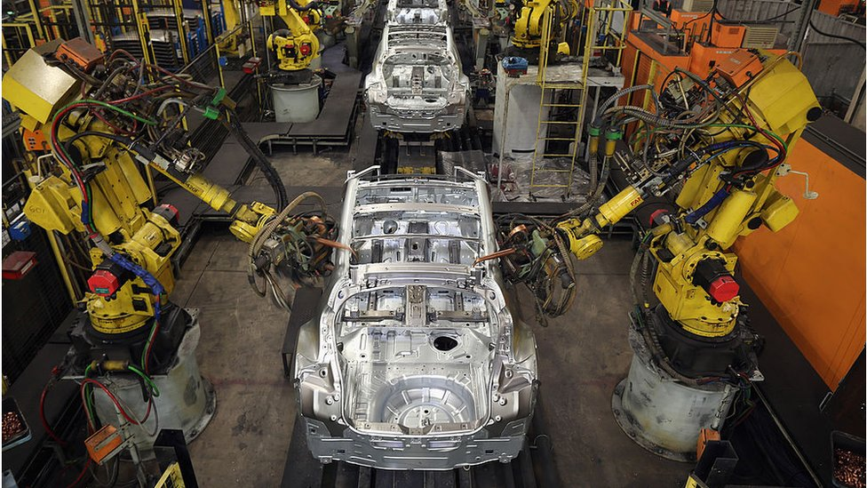 Robots 'to replace up to 20 million factory jobs' by 2030