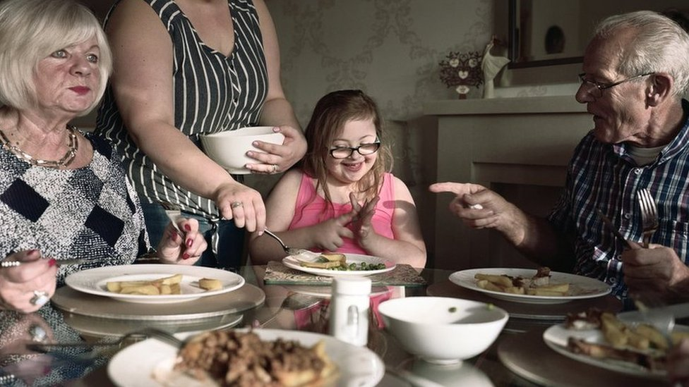 Mealtimes reflect UK family life