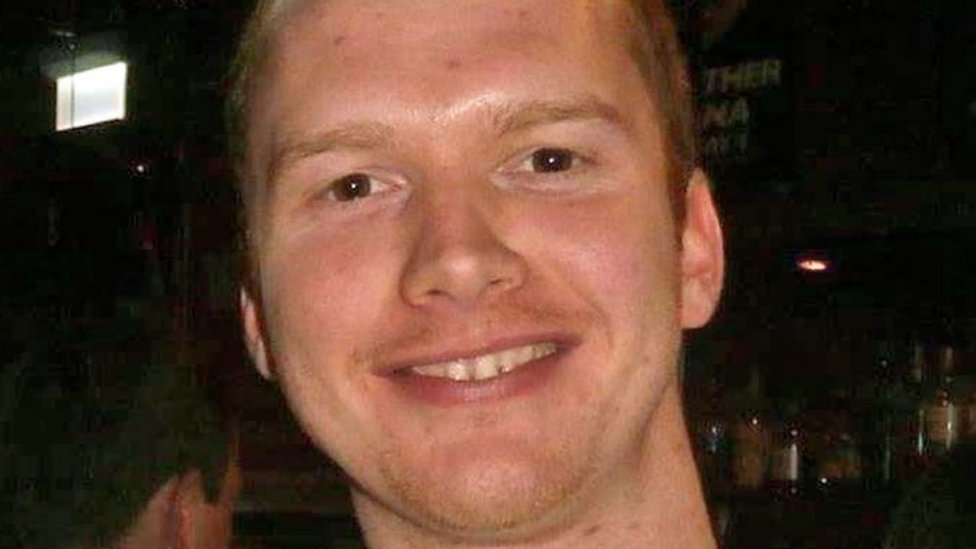 Missing stag do man Liam Colgan's body 'found in river'
